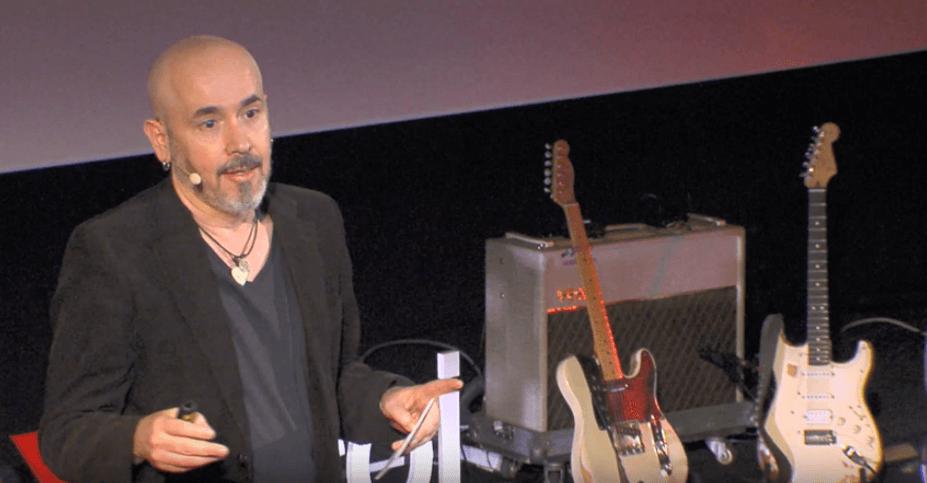 TED Talk Miguel Vagalume