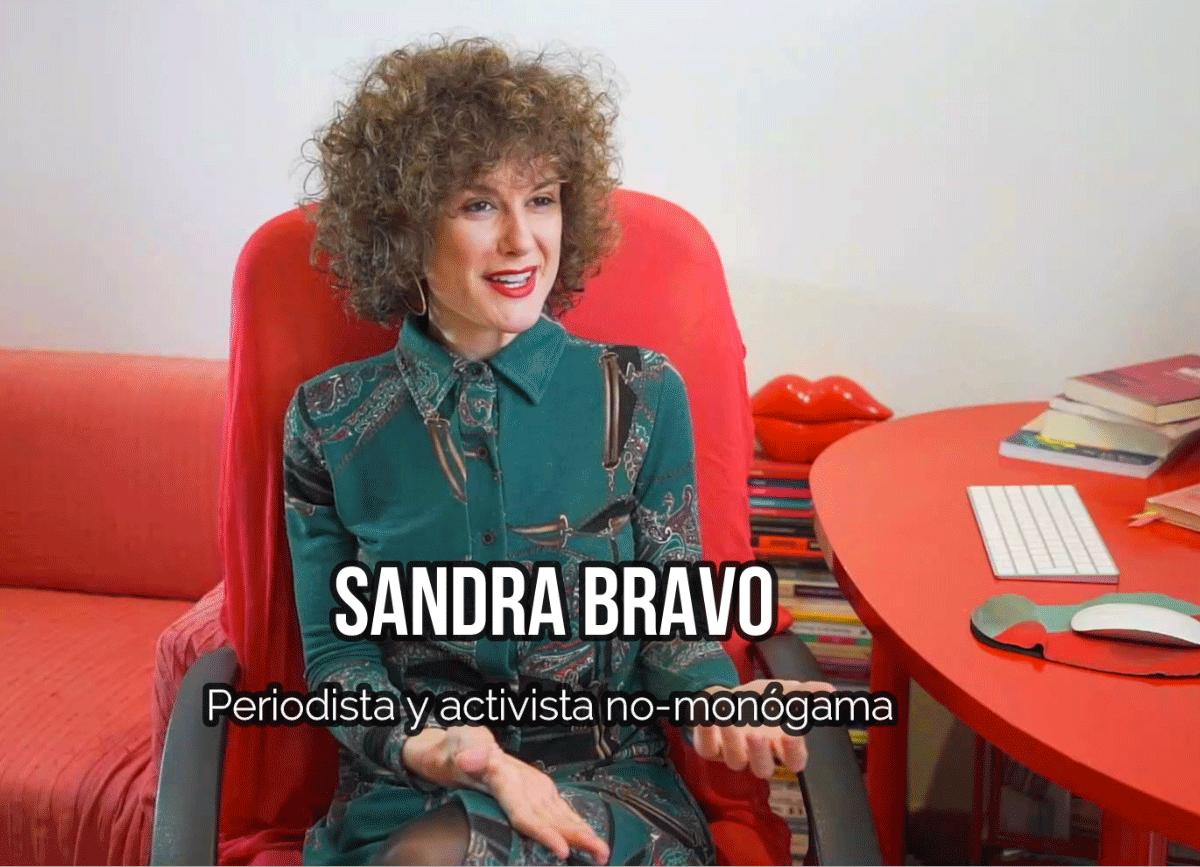 libro poliamor Sandra