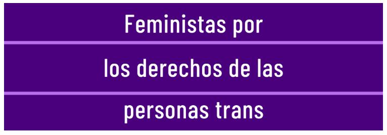 transfeminismo inclusivo