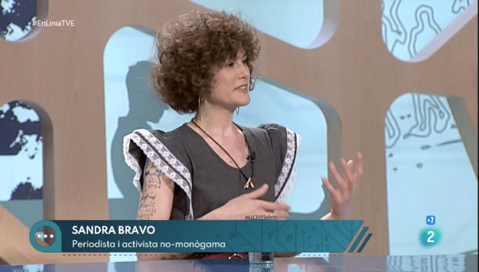 Sandra Bravo En Línia TVE