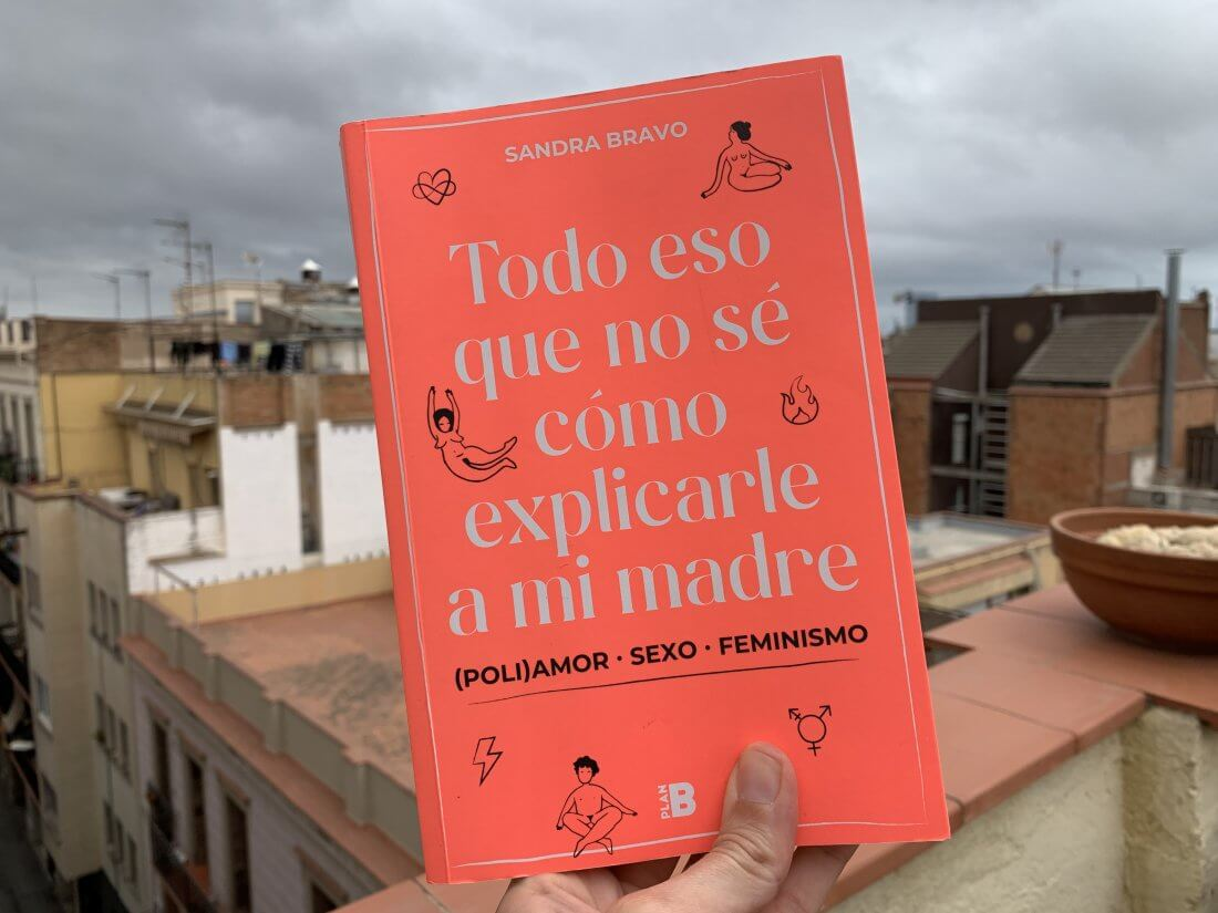 Libro Sandra Bravo poliamor